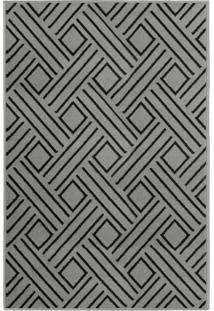 Tapete Sala Herat Export Geometrico 1,00X1,50 Sã£O Carlos - Multicolorido - Dafiti