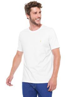 Camiseta Zoomp Crewneck Branca