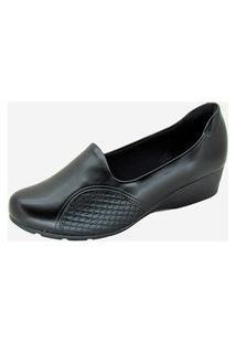 Sapato Anabela Modare 7014229 Preto