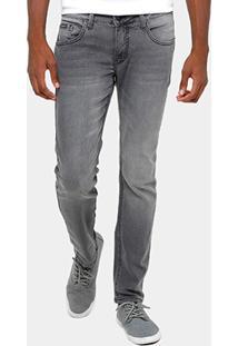 Calça Jeans Skinny Calvin Klein Stone Masculina - Masculino
