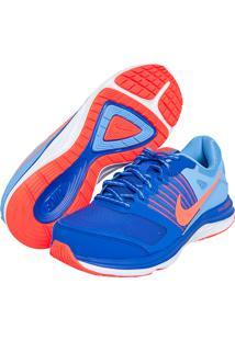 Tênis Nike Wmns Dual Fusion X Msl Azul