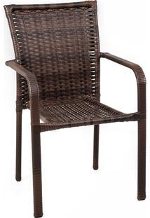 Cadeira C403 - Alegro - Castanho