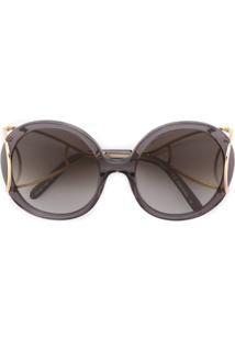 R  2709,00. Farfetch Chloé Eyewear Óculos De Sol   ... 1368b3cdf1