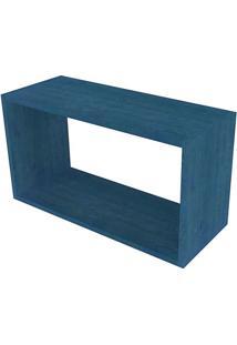 Nicho Retangular Zalf Azul