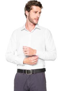 Camisa Aleatory Comfort Branca