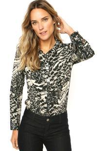 Camisa Fiveblu Cinza