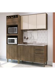 Cozinha Modulada Áustria A2897 - Casamia Elare