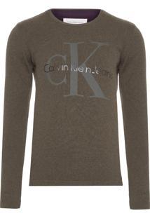 Suéter Masculino Longtail - Verde