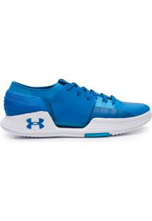 Tênis Masculino Ua Speedform Amp 2.0 - Azul
