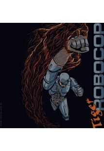 Camiseta Tiger Robocop - Feminina