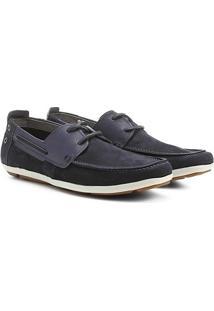 Sider Couro Shoestock Nobuck Masculino - Masculino