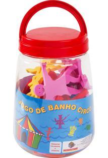 Jogo De Banho Mingone Circo 26 Peças