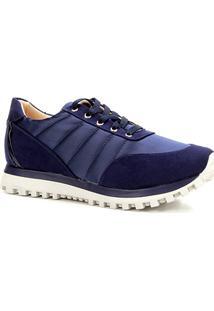 35fe39d7a8a Tênis Acetinado Shoestock feminino