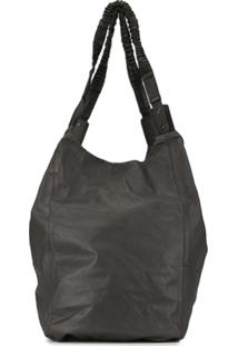 Isaac Sellam Experience Escrocctalmund Shoulder Bag - Cinza