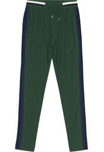 Calça Feminina Moderna Granite Verde
