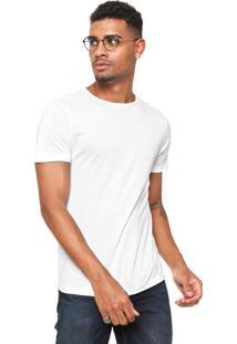 Camiseta Sergio K Básica Branca