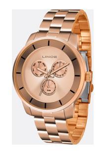 Relógio Feminino Lince Lmr4478L R1Rx