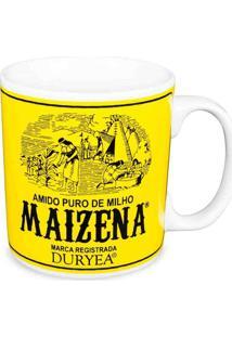 Caneca De Cerâmica Amido Maizena 300 Ml