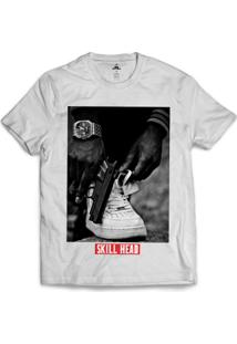 Camiseta Skill Head Force Gun - Masculino