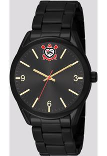 Relógio Technos Corinthians Escudo Feminino