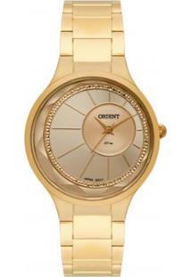56a8ef4653b Relógio Analógico Orient Vidro feminino
