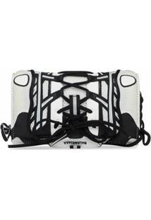 Balenciaga Sneakerhead Phone Holder Bag - Branco