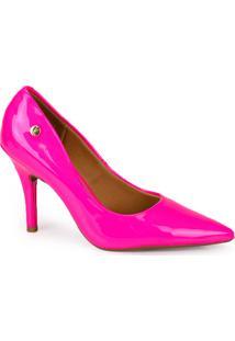Sapato Scarpin Vizzano Neon