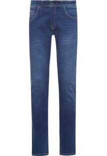 Calça Masculina Blue Comfort - Azul Marinho