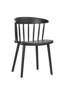 Cadeira Maisa Preta Rivatti