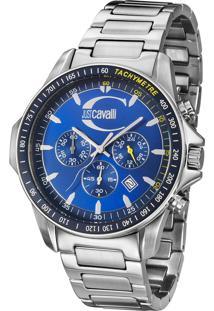 Relógio Just Cavalli Wj30035F Prata