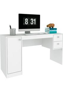 Escrivaninha Home Office 1 Pt 2 Gv Branca