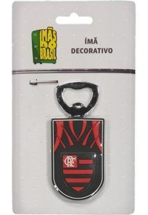 Imã Flamengo Abridor De Garrafas - Unissex