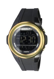 522e9fffefe ... Relógio Digital Speedo + Pochete - Feminino - Preto