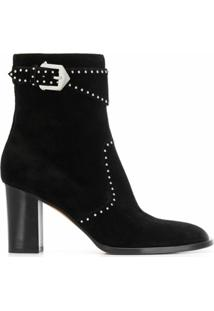 Givenchy Ankle Boot 'Elegant' - Preto