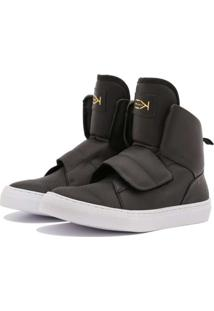 Sneaker K3 Fitness Live Preto