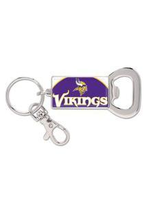 Chaveiro Com Abridor Garrafas Minnesota Vikings