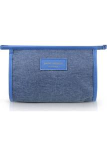Necessaire Envelope Jacki Design Be You Azul - Kanui