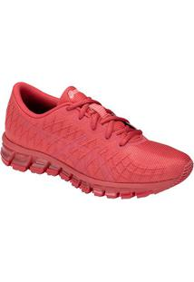 Tênis Asics Gel-Quantum 180 4 Feminino - Feminino-Pink+Vermelho