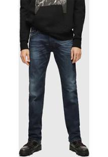 Calça Diesel Safado Masculino - Masculino-Jeans