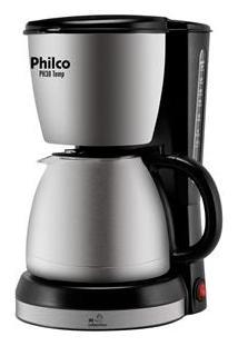 Cafeteira Elétrica Philco Ph30 Temp - Aço Escovado