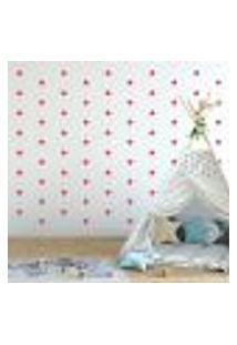 Adesivo Decorativo De Parede - Kit Com 230 Estrelas - 005Kaa18