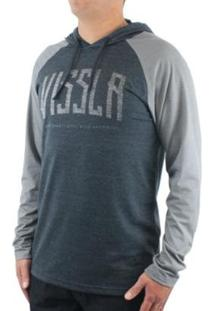 Camiseta Vissla Especial Bend Heather - Masculino