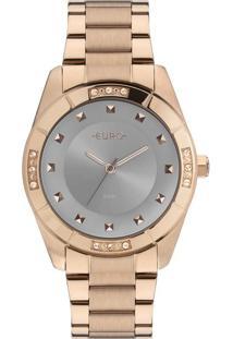 Relógio Feminino Euro Eu2036Yom/4K Analógico 5Atm