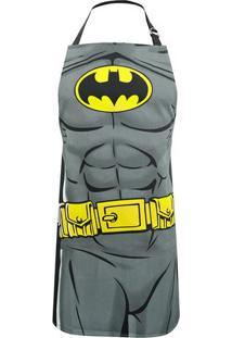 Avental Corpo De Super-Herói Warner Bross® Batman®- Cinzurban