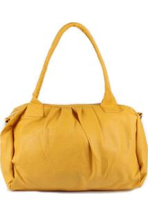 Bolsa Aphrodite By Elizabeth Leve Amarelo