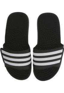 Chinelo Adidas Adissage Tnd - Slide - Masculino - Preto/Branco