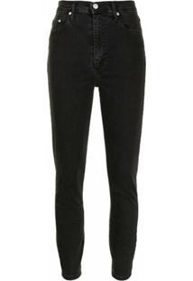 Nobody Denim Calça Jeans Skinny Siren - Preto