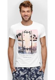 Camiseta Sommer Skate - Masculino