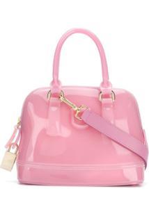 Furla Bolsa Tote Candy - Rosa