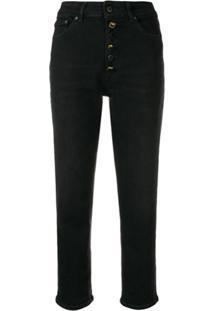Dondup Calça Jeans 'Koons' - Preto